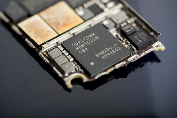Apple купит часть Intel