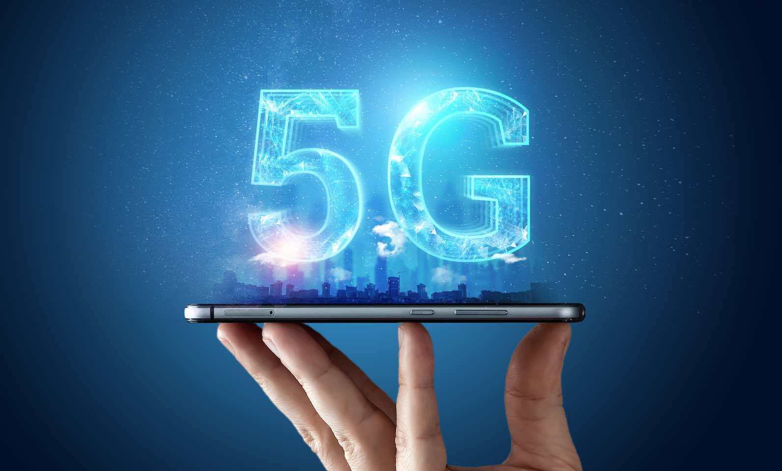 5G во всех iPhone 2020