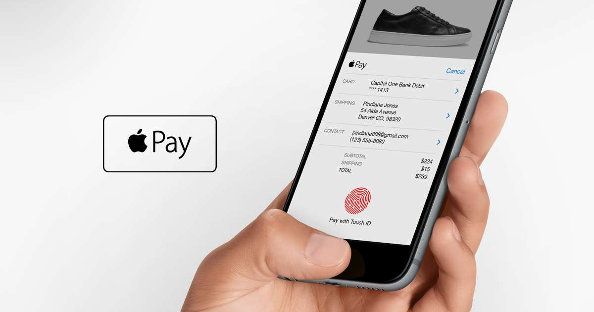"Карты ""ПриватБанка"" поддерживают Apple Pay"