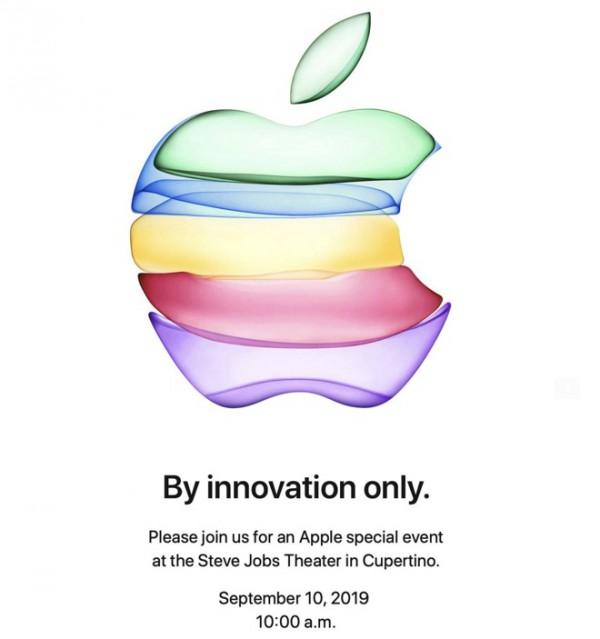 10 сентября презентация Apple