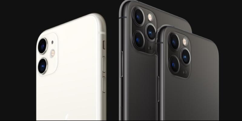 Предзаказ iPhone 11 / 11 Pro и Pro Max
