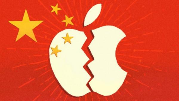 Скачок акций Apple из-за отсрочки пошлин