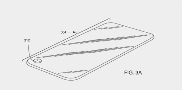 Новый патент на размещение Truedepth