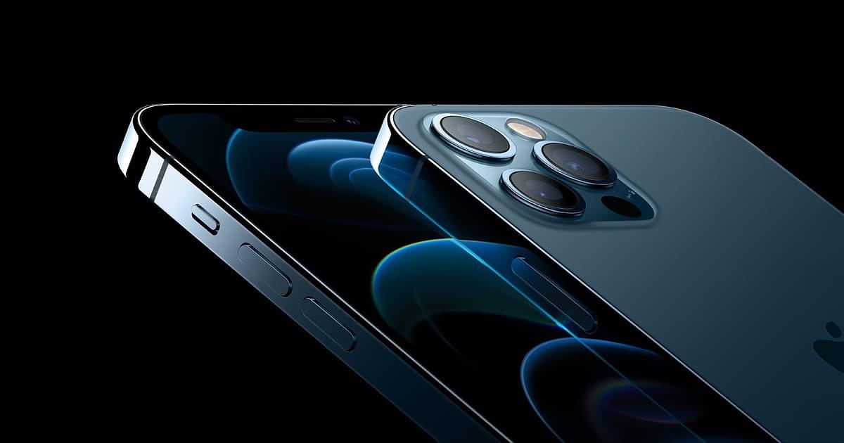 Предзаказ iPhone 12 Pro Max
