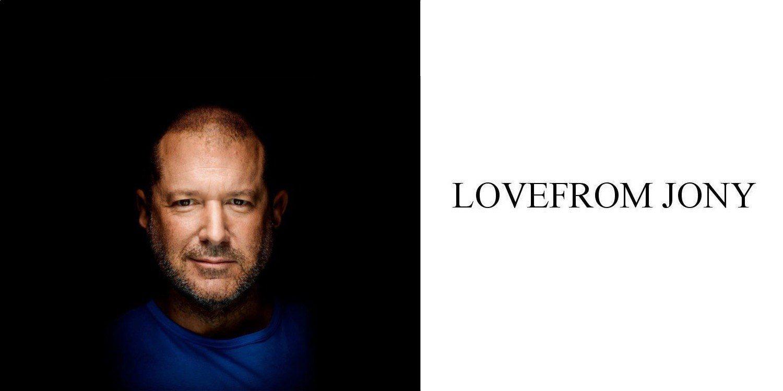 LoveFrom Jony - новый бизнес Джони Айва