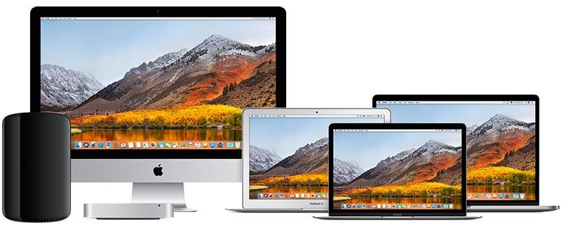 Прайс-лист Mac (Обновлено)