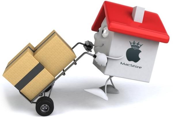Переселение MacStore, следите за обновлениями...