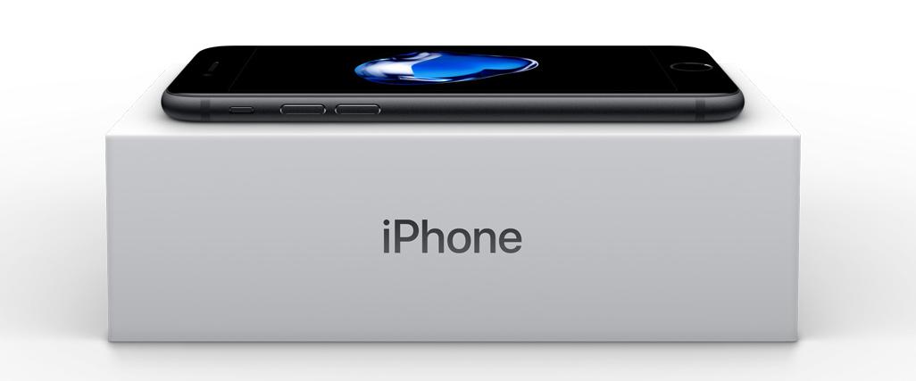 Купить (предзаказать) iPhone 7