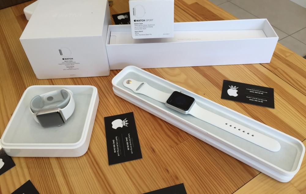Apple Watch купить в Киеве