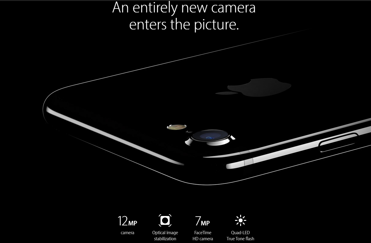 предзаказ iPhone 7 jet Black 128Gb