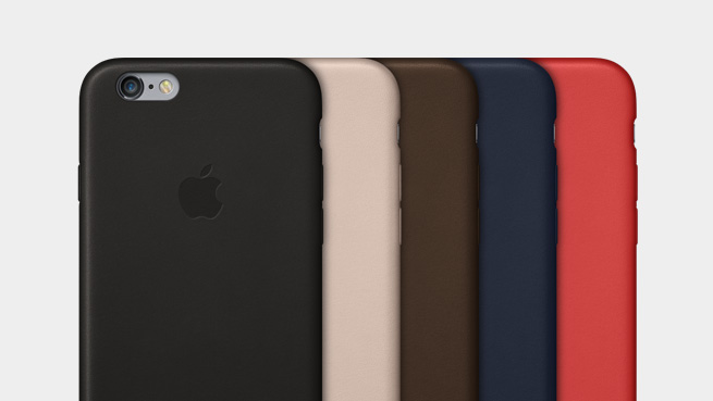 Apple чехлы для iPhone 6/6 Plus