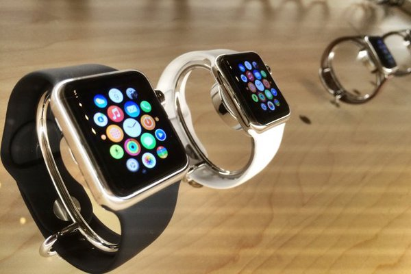 Apple Watch глюкометр