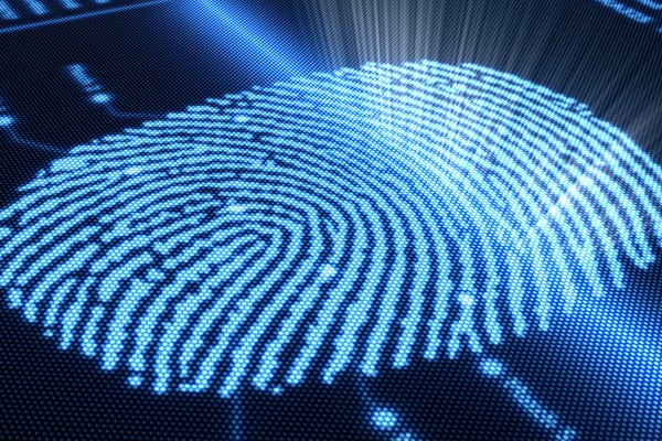 big fingerprint