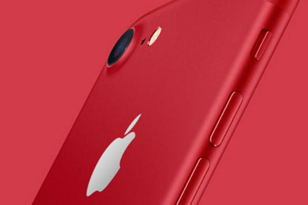 red product iphone