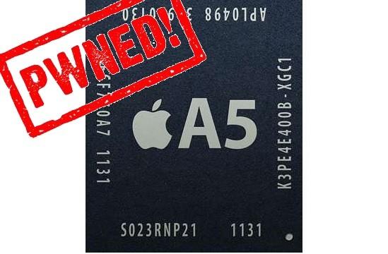 джейлбрейт iOS 5.0.1