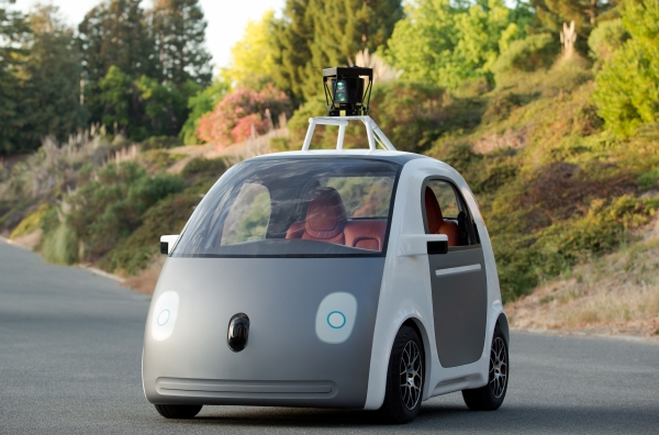 self car google